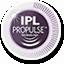 Propulsare IPL: tehnologia incorporata emite impulsuri de lumina scurte la fiecare doua secunde
